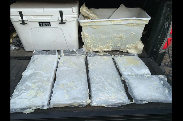 24 Pounds of Meth Seized in Fort Payne