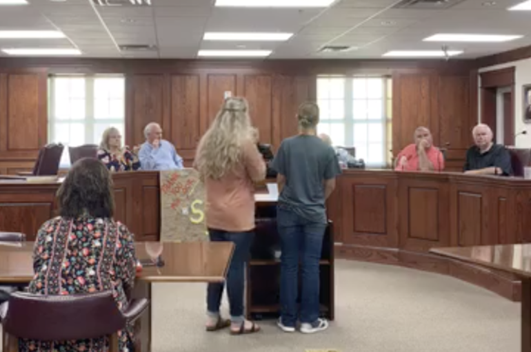 Council Discusses Animal Cruelty