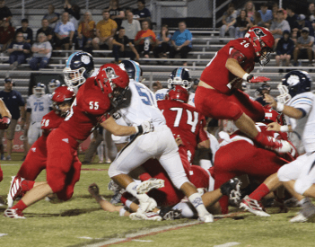 Fyffe Shuts Out the Bears