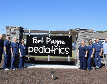 Fort Payne Pediatrics partners with UAB