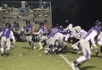 Bulldogs Send Colts Running