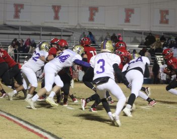 Fyffe Shuts Out Sheffield