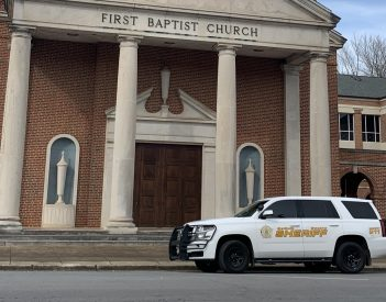 DCSO & County Commission moves to allow Deputies to drive Vehicles to Church