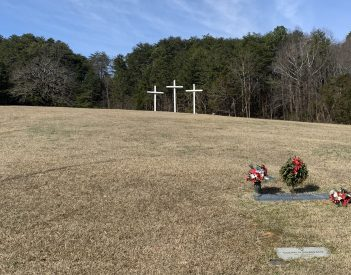 FP Takes Ownership of Cemetery