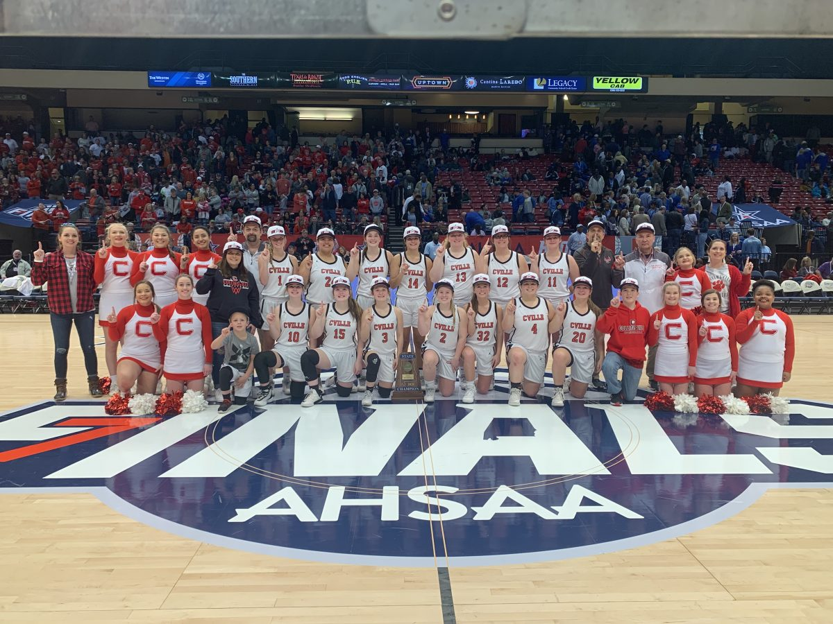 Collinsville Wins State Championship
