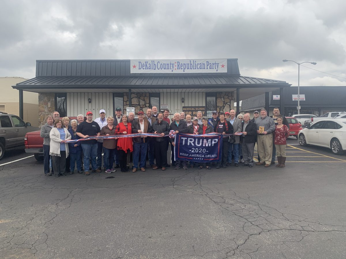 DeKalb GOP Opens New Headquarters