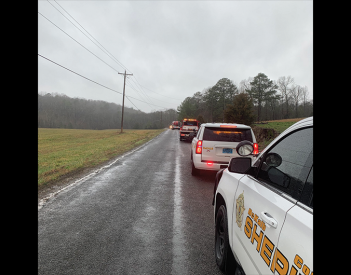 Chase Ends in Suicide near Hammondville