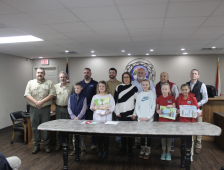 Rainsville Recognizes Tree City Winners