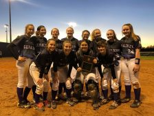 Geraldine Softball Wins Fort Payne Invitational