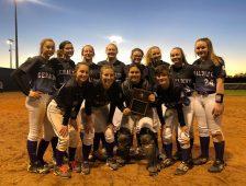 Geraldine Softball Wins Fort Payne Invitational