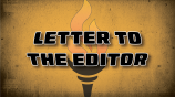 Letter to the Editor: Wait for Local Stores to Reopen