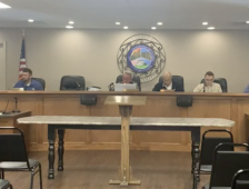Rainsville Holds First 2020 Budget Meeting