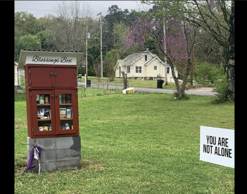 Blessing Box Reaches Out in Time of Need