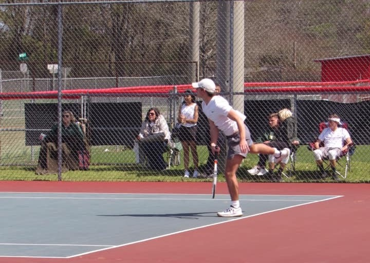 Sylvania Tennis Holds First Sectional Match