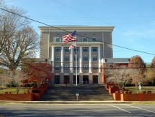 DeKalb Co. Courthouse Closes to Public