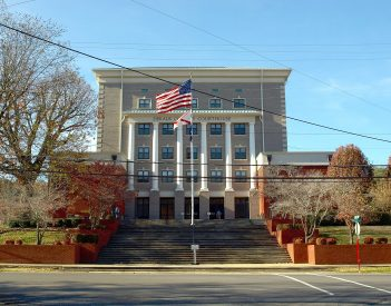 DeKalb County Courthouse to Reopen