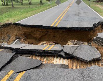 Flooding Causes Damage in DeKalb