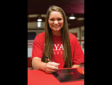 Nelson Signs with Bryan College