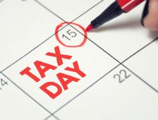 Don't Forget Tax Day!