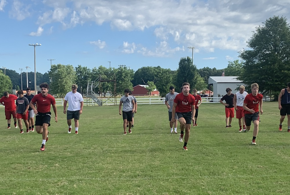 Inside The Huddle with the Fyffe Red Devils