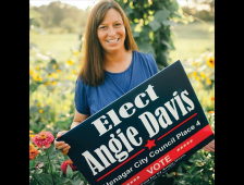 Davis to Run for Henagar Council