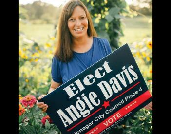 Davis to Run for Henagar Council