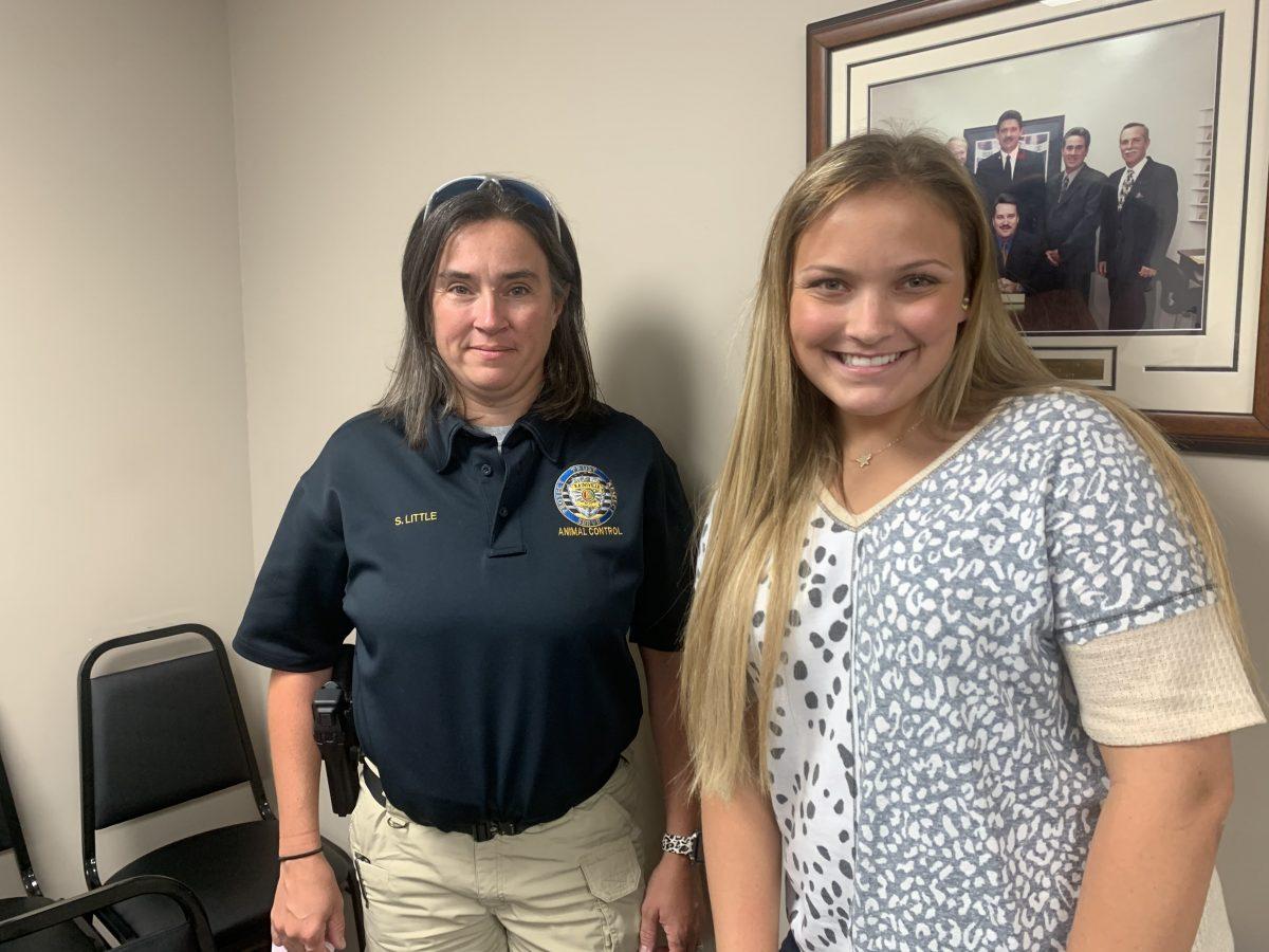 Rainsville Hires New Revenue Officers