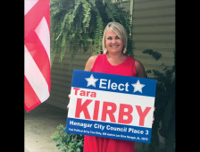 Kirby Announces Campaign for Henagar Council