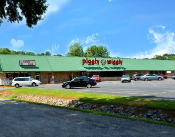Body Found at Local Piggly Wiggly