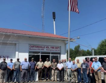 DCSO Opens Substation
