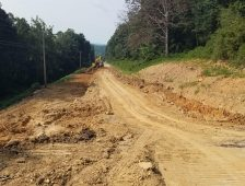 Progress Begins on Old Hwy. 35