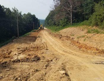 Progress Begins on Old Hwy. 35
