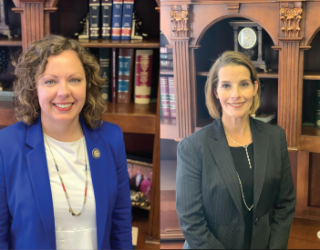 DA's Office Announces New Promotions