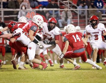 Fyffe Wins Battle of the Creekbank