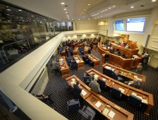 Alabama Senate Elects New Leadership
