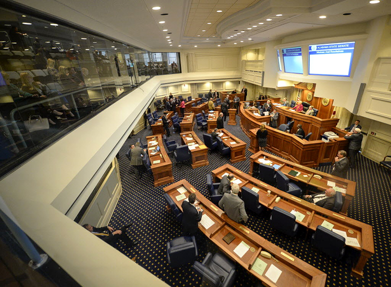 AL Legislature Announces COVID Changes for 2021