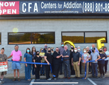 Centers for Addiction Opens in Fort Payne