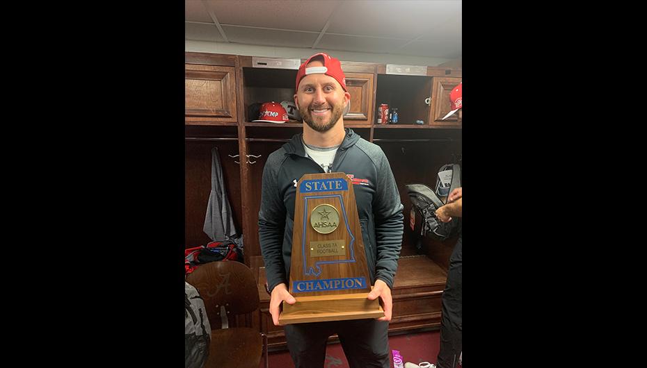 Hometown Legend Celebrates Championship Win