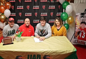 Dalton Signs With UAB