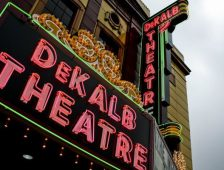 Fort Payne Shutters DeKalb Theatre