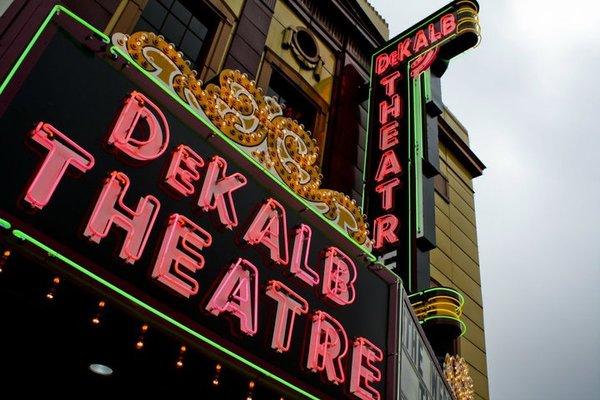Fort Payne Shutters DeKalb Theatre