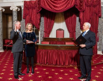Tuberville Sworn-In To U.S. Senate