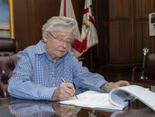 Ivey Signs 3 Priority Bills