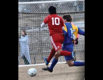 Collinsville Soccer Kicks Off