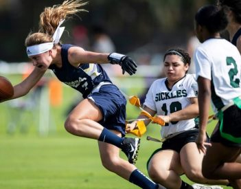 AHSAA to offer girls' flag football in 2021