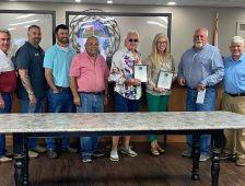 Council honors local runners, donates to Freedom Run