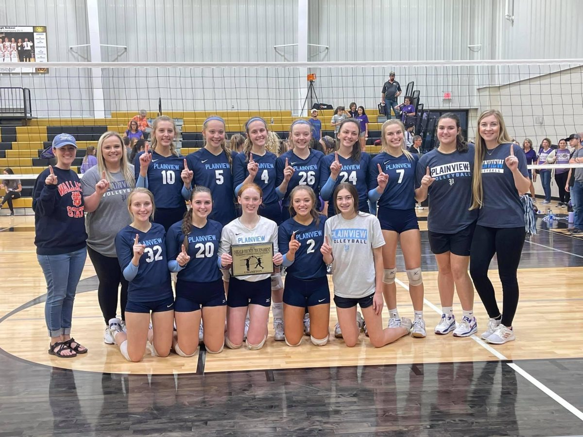 Bears Claim County Volleyball Championship