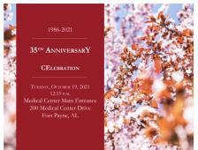 35 YEARS AT DEKALB REGIONAL MEDICAL CENTER