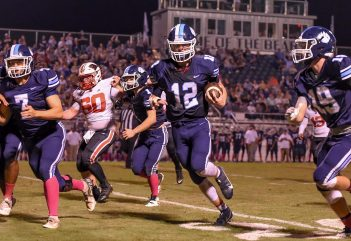 Homecoming Win for the Bears