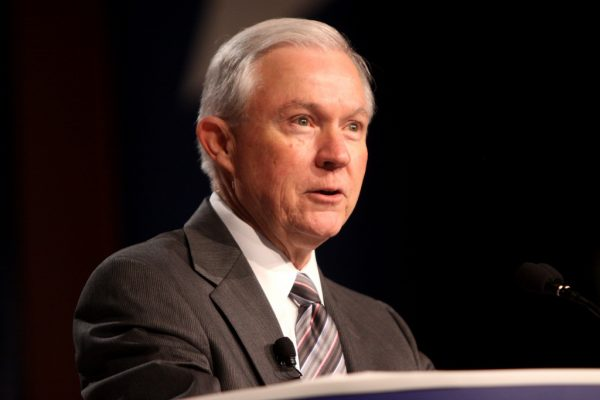 Sessions Announces 2020 Senate Run